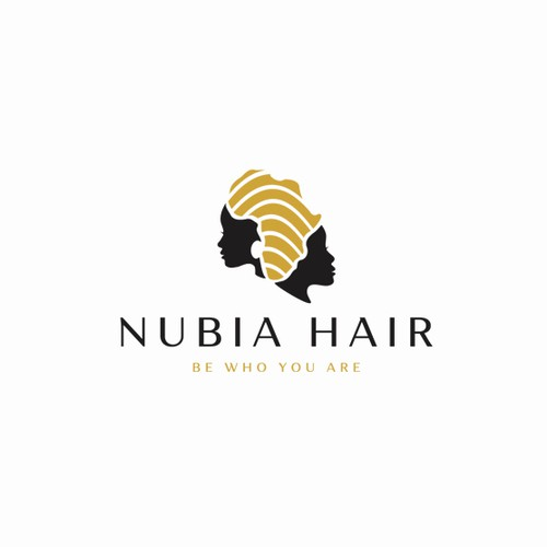 Nubia Hair logo
