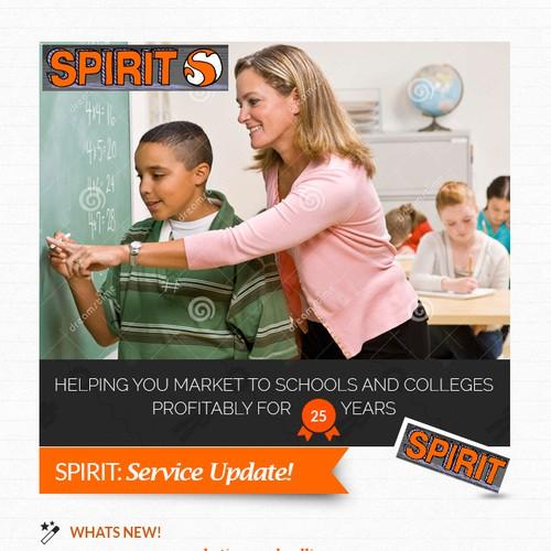 SPIRIT: Service Updates!