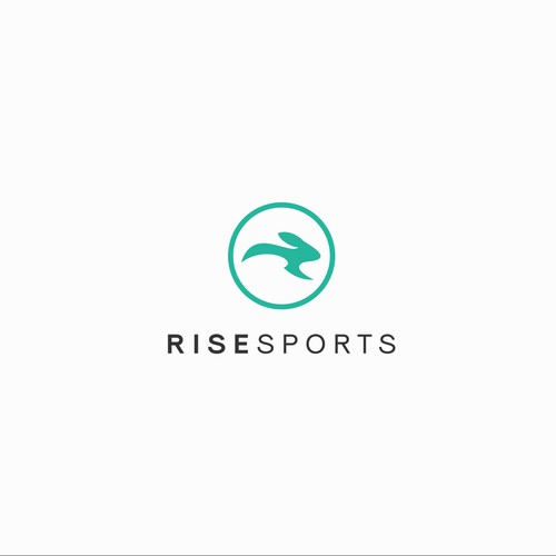 athletic logo for youth sports app