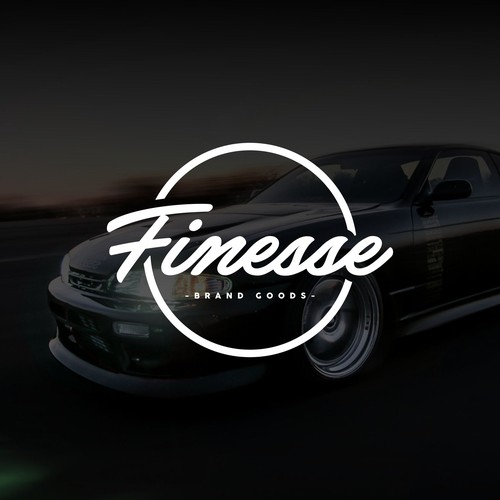 Finesse Brand Goods Logo Design