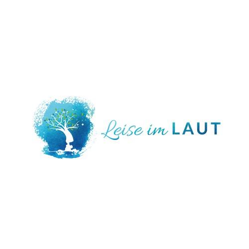 Logo concept for a blog