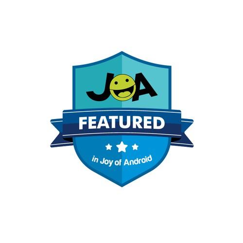 JOA Badge