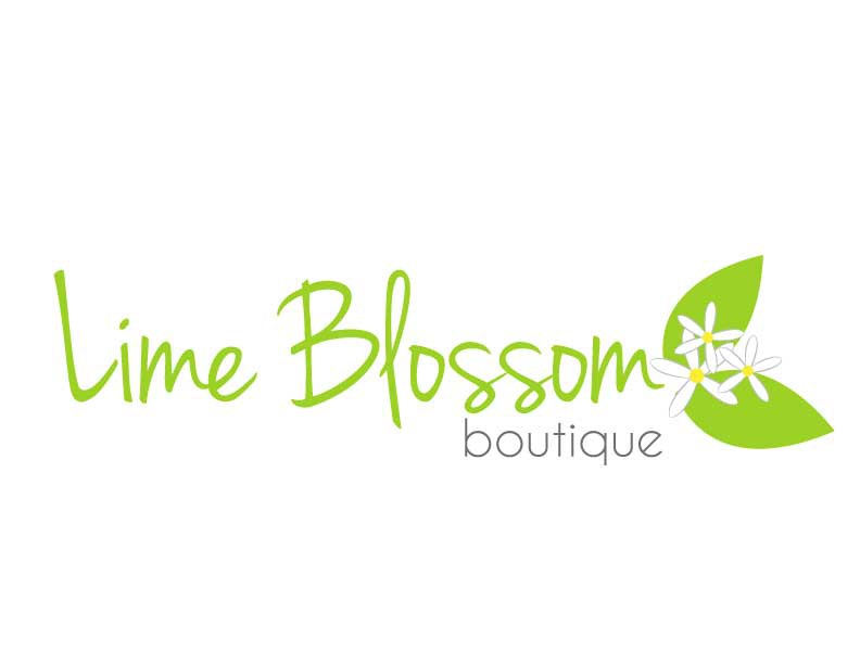 Help Lime Blossom Boutique with a new logo