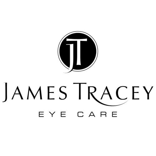 Create a simple, elegant logo for Traceyeye