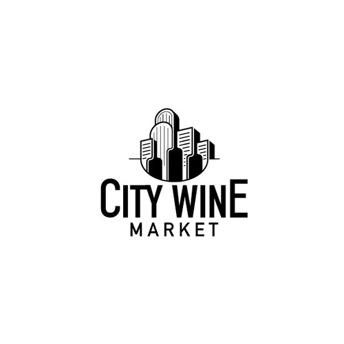 Re-branding of boutique wine store
