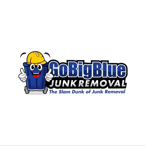 Go Big Blue Junk Removal