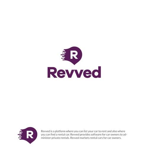 Logo for rental car platform