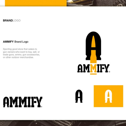 Logo design for AMMIFY