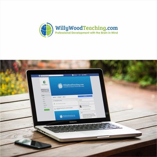 Logo design for WillyWoodTeaching.com