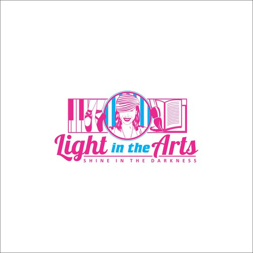 New logo wanted for Light in the Arts