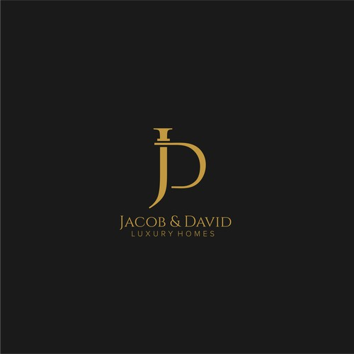 Jacob and David Luxury Homes Logo
