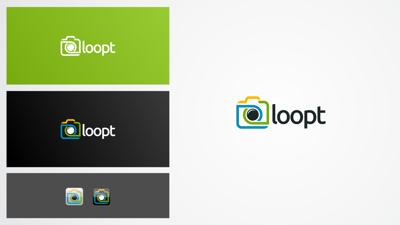Create the next logo for Loopt