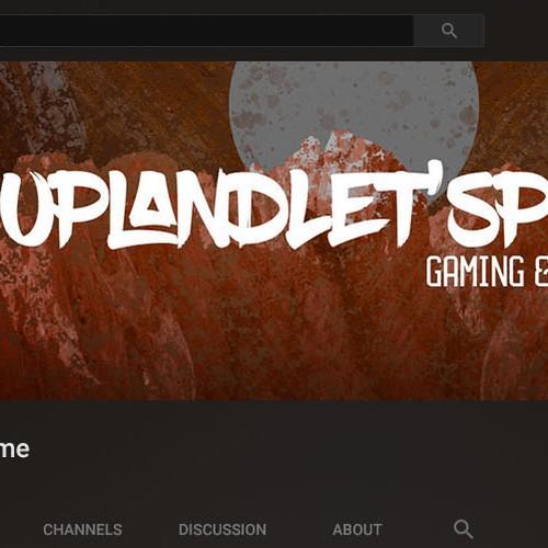 UpLandLet'sPlay Youtube Banner