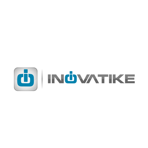 Create a New Logo for INOVATIKE.