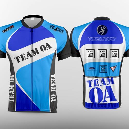 Team OA cycles Jersey