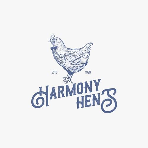 Classic Local Agriculture Logo