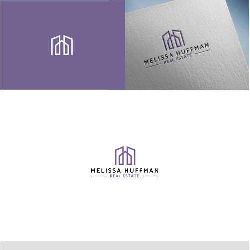 Melissa Huffman logo