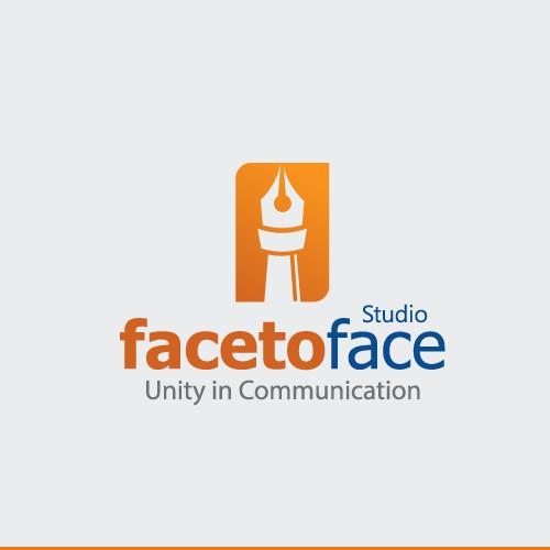 Facetoface Logo Concept