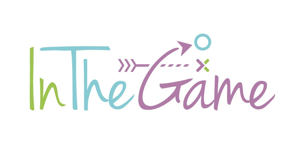 A clever & creative wordmark  for boutique consultancy called In the Game