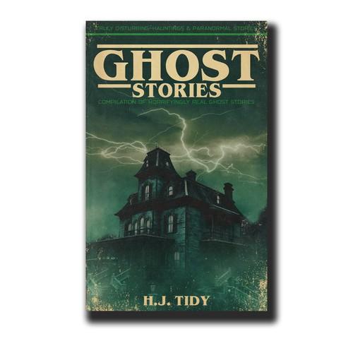 Horror bookcover