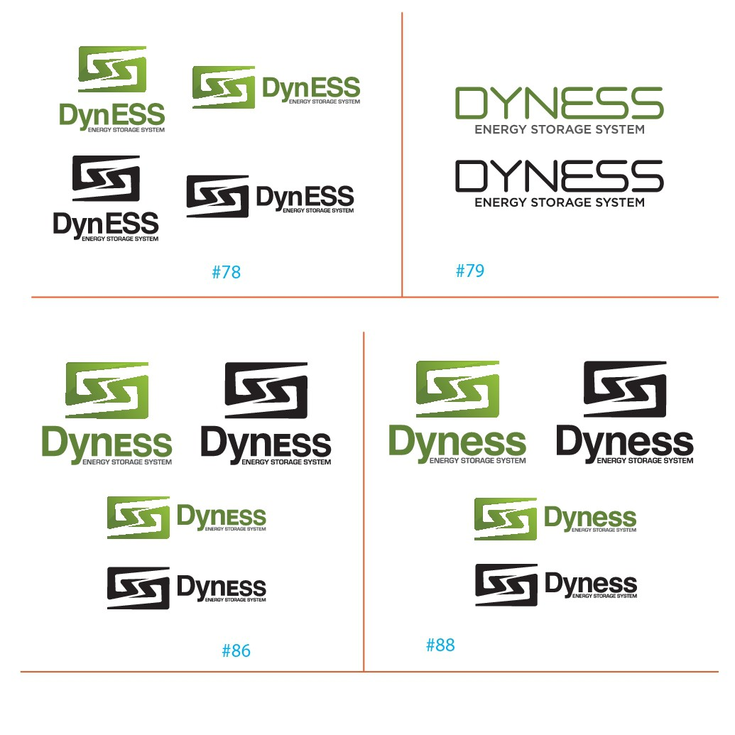 Design a logo for Home Energy Storage Systems