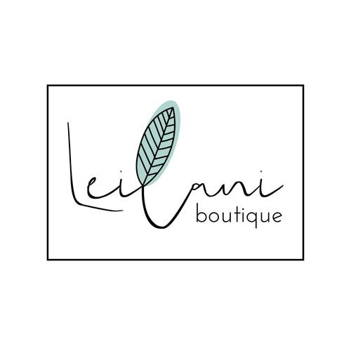 Logo Concept for boho boutique
