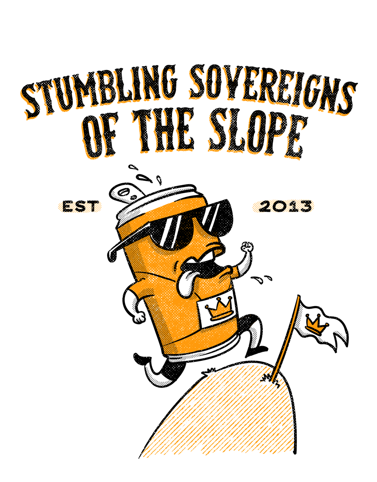 Stumbling Sovereigns of the Slope