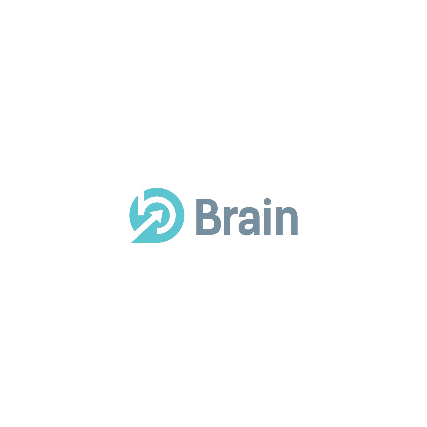 "Design an innovative logo for ""Brain"", a Data Strategy Marketing Firm"