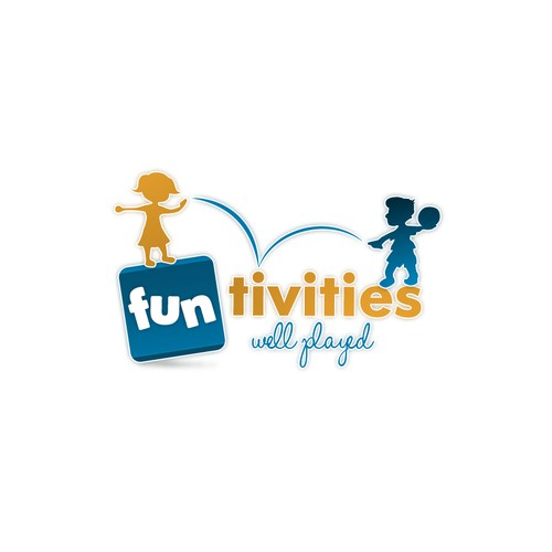 Help FunTivities with a new Logo Design