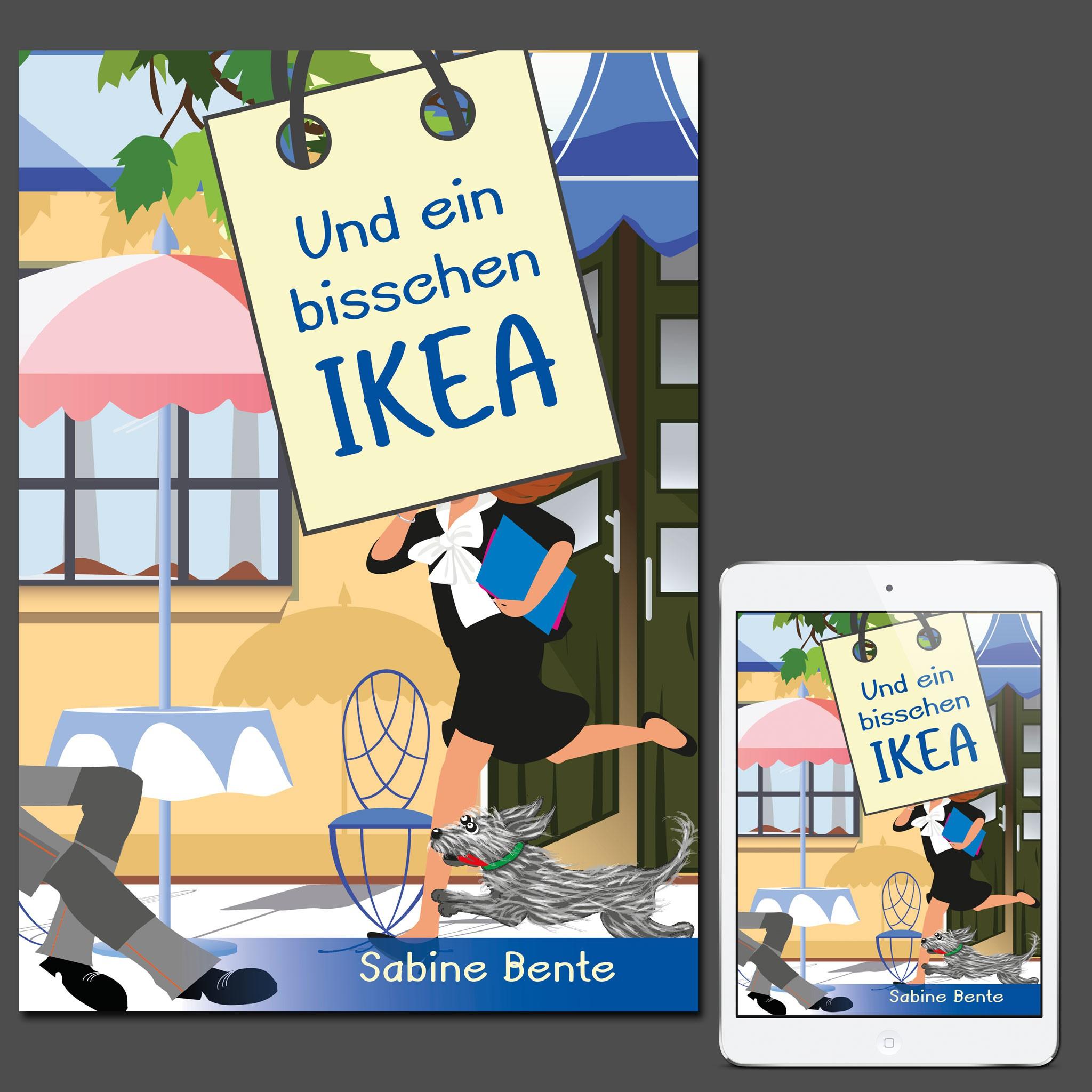 UND EIN BISSCHEN IKEA - Das wird mein Buch!