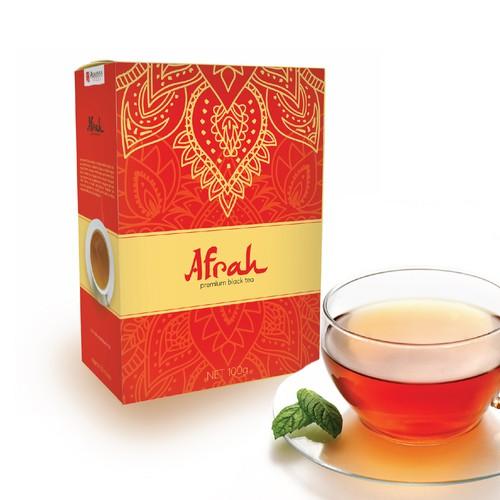 Tea Package Design