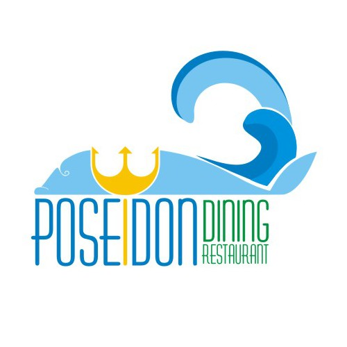 Create the next logo for Poseidon