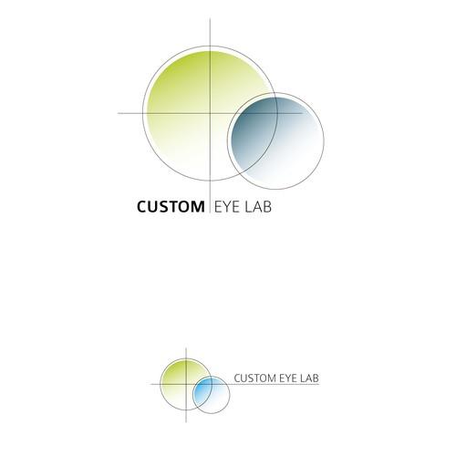Logo voor maker van glazen voor brillen