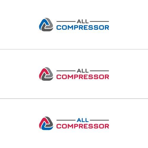 Logo Design for All Compressor