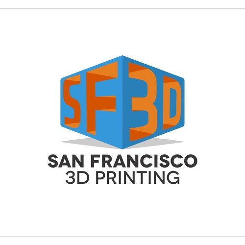Logo for 3D Printing Company