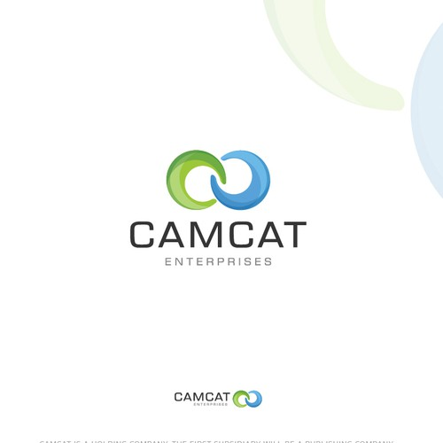 CamCat logo proposal