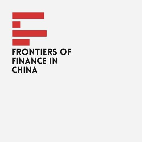 Logo concept for finance website