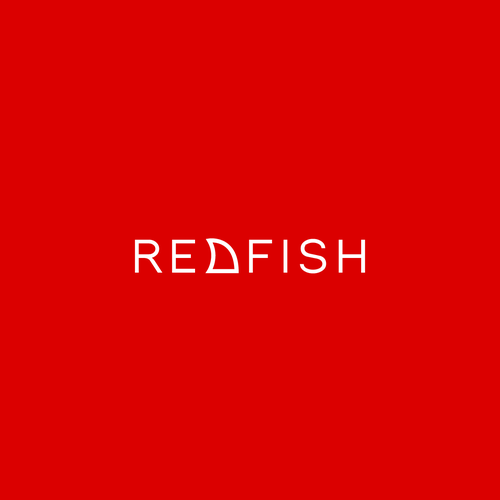 Clever logo for Redfish