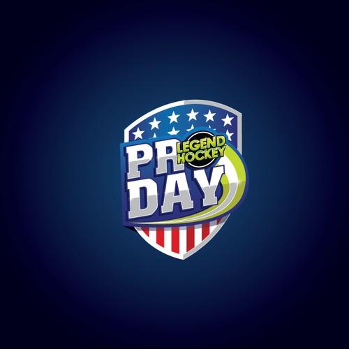 Legend Hockey Pro Day needs a new logo