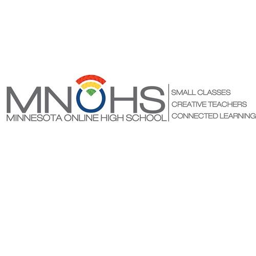 Logo design for an online high school