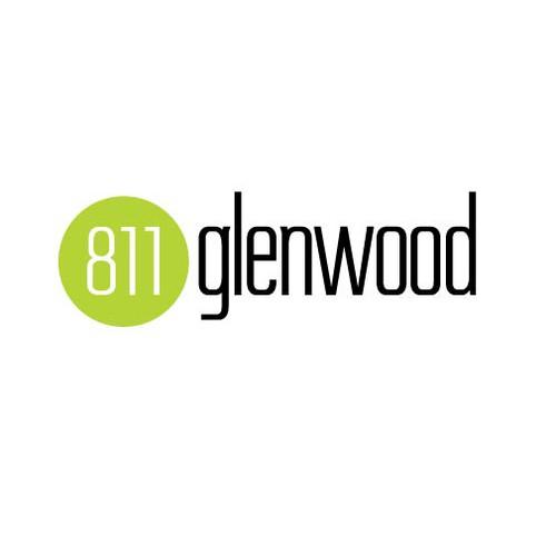 Logo design for 811 Glenwood