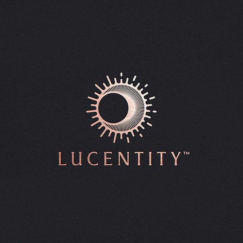 Logo for a skin-care
