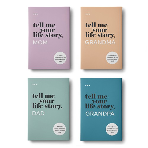 Tell Me Your Life Story - series