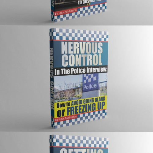 Police Interview Book Designs