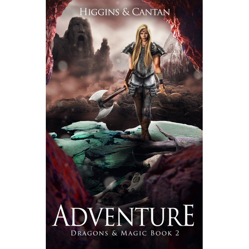 ADVENTURE (book cover)