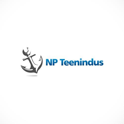 Logo concept for NP Teenindus