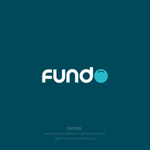 Logo concept for fundo