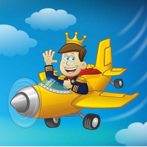 illustration for The Flightprince