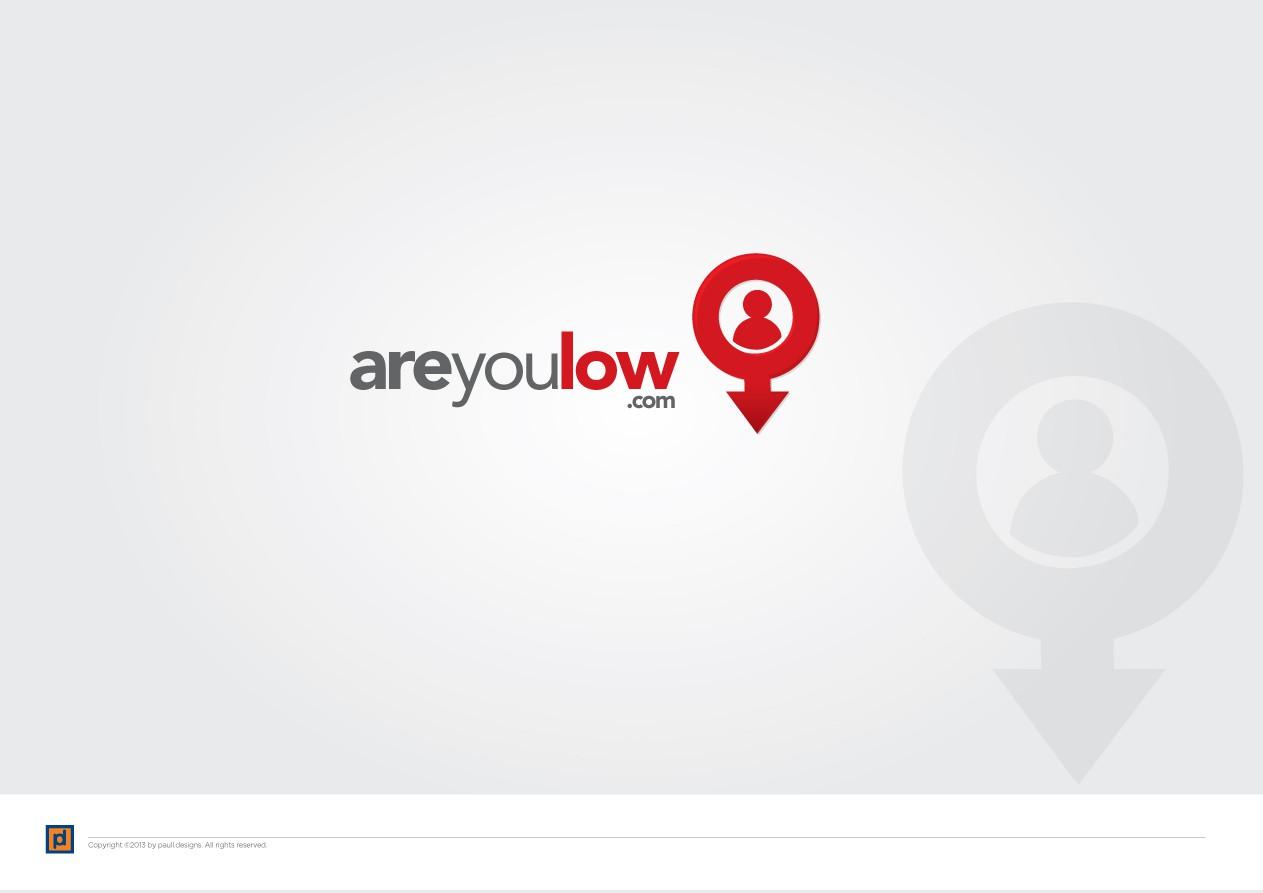 logo for AreYouLow.com