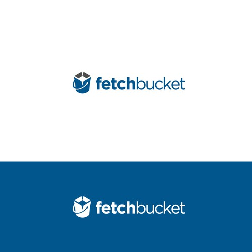 Cloud storage logo for fetchbucket